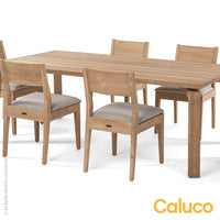 Sixty Dining Chair by Caluco - LoftModern - 2