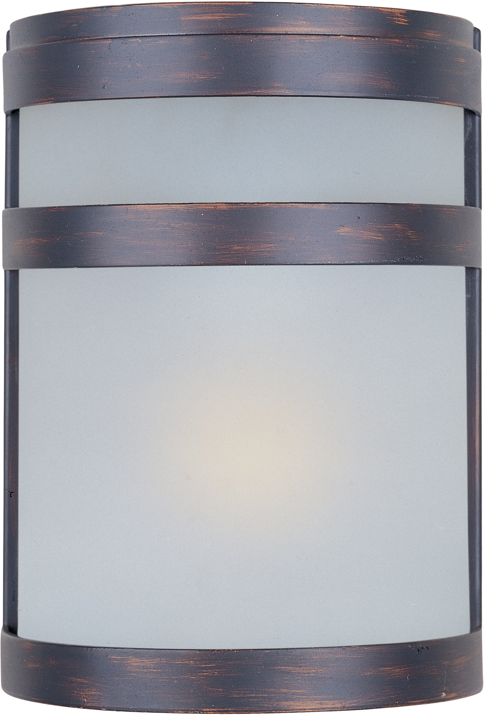Maxim Lighting Arc Single Outdoor Wall Sconce 5000FTOI