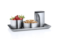 Blomus Basic Tray Stainless Steel 5x9 inches