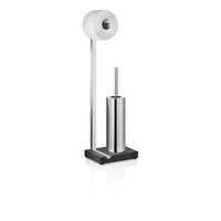 Blomus Menoto Toilet Butler Tall Brush Holder