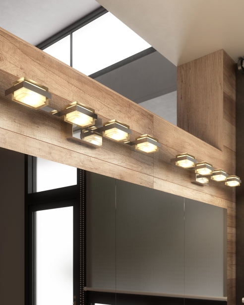 Kamden 4-Light Wall/Bath by TECH Lighting