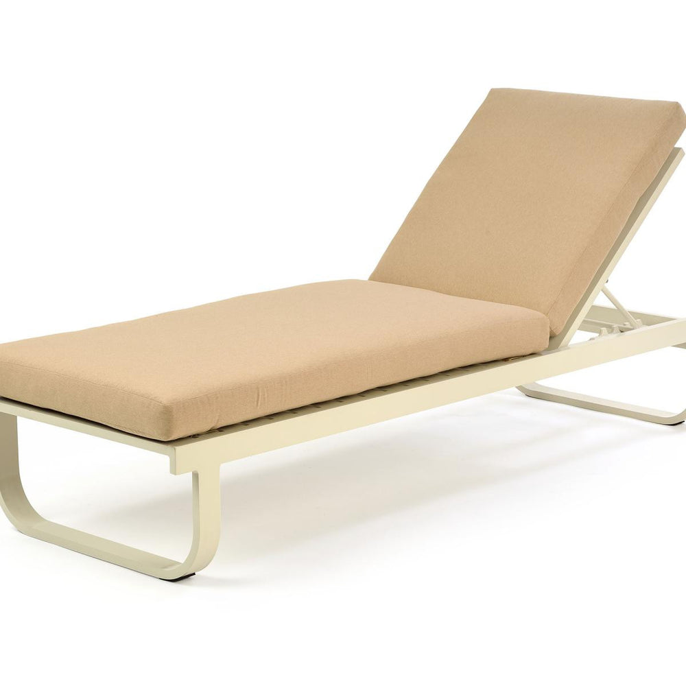 Space Single Chaise by Caluco | Caluco | LoftModern