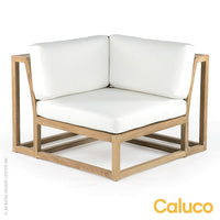 Cozy Corner Sectional by Caluco | Caluco | LoftModern