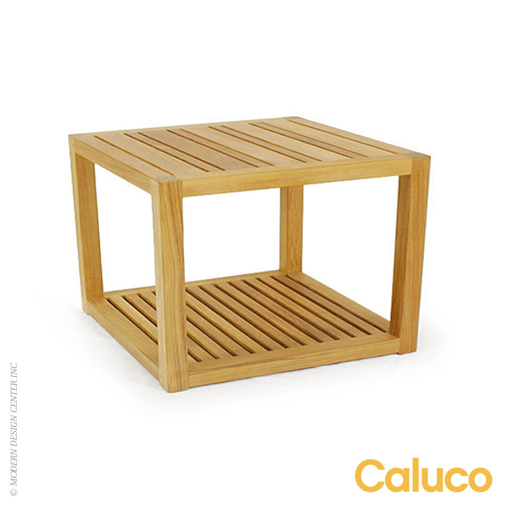 Cozy End Table by Caluco - LoftModern - 1