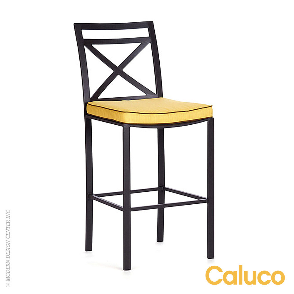 San Michelle Bar Height Chair by Caluco - set of 2 | Caluco | LoftModern