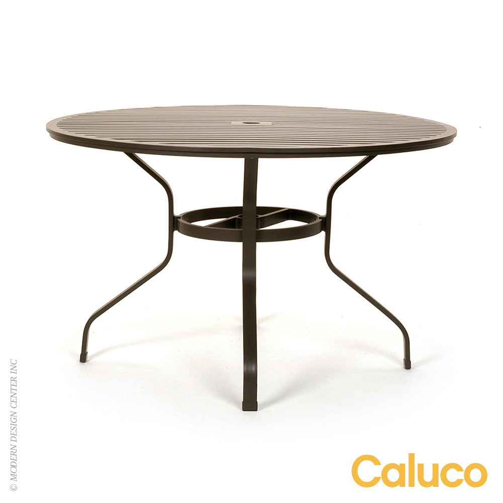 San Michelle Round Dining Table by Caluco | Caluco | LoftModern