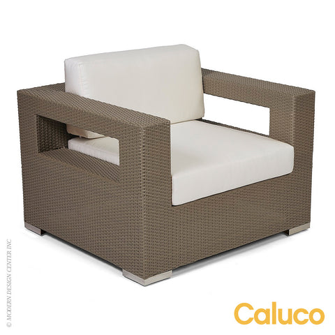 10 Tierra Club Chair by Caluco