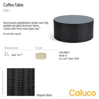 Cosmic Coffee Table by Caluco | Caluco | LoftModern