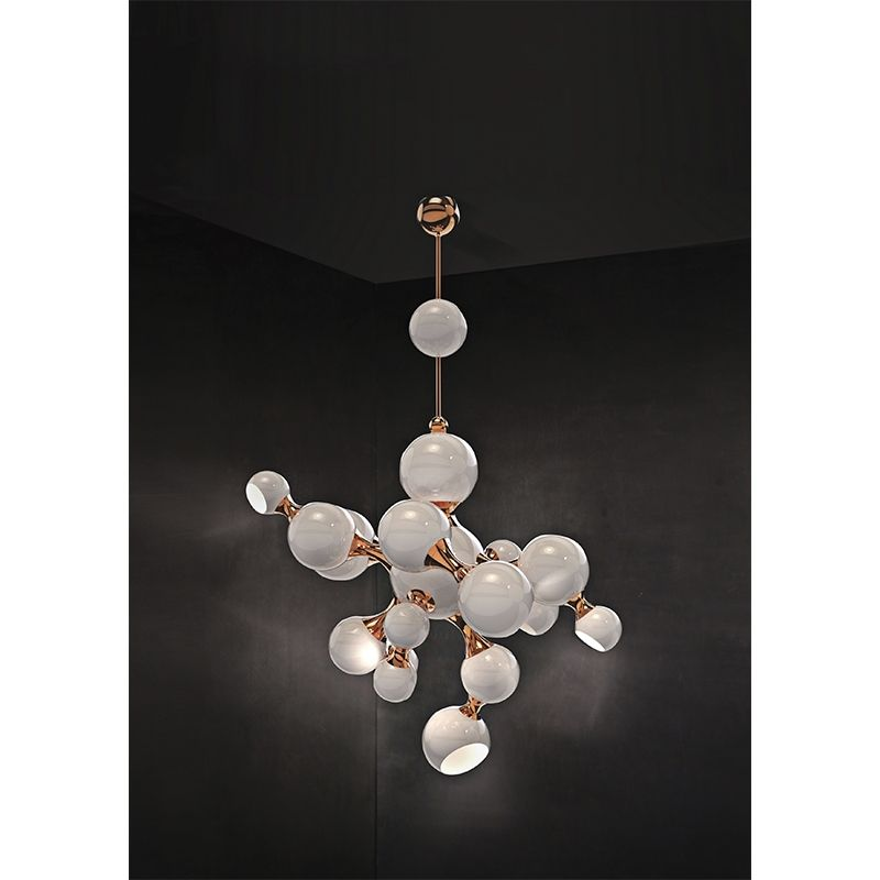 DelightFULL Atomic Suspension Light