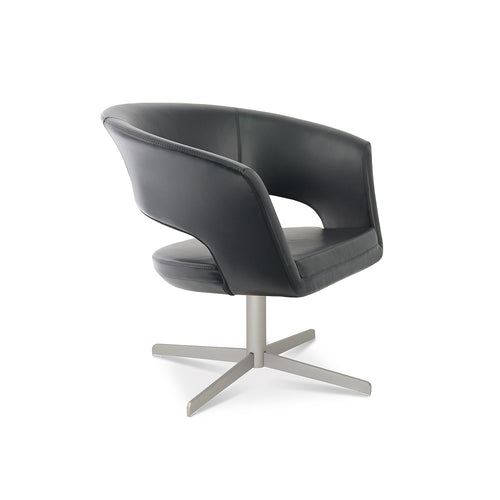 Ada 4 Star Base Arm Chair by SohoConcept