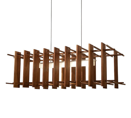 Cerno Arca Linear Pendant Light | Cerno | LoftModern