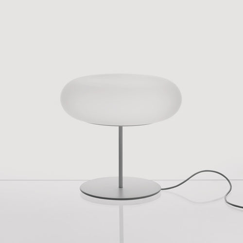 Itka 35 with Stem Table Lamp by Danese Milano