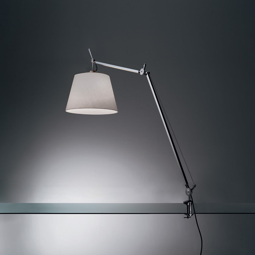 Tolomeo Mega Table Lamp with Clamp by Artemide