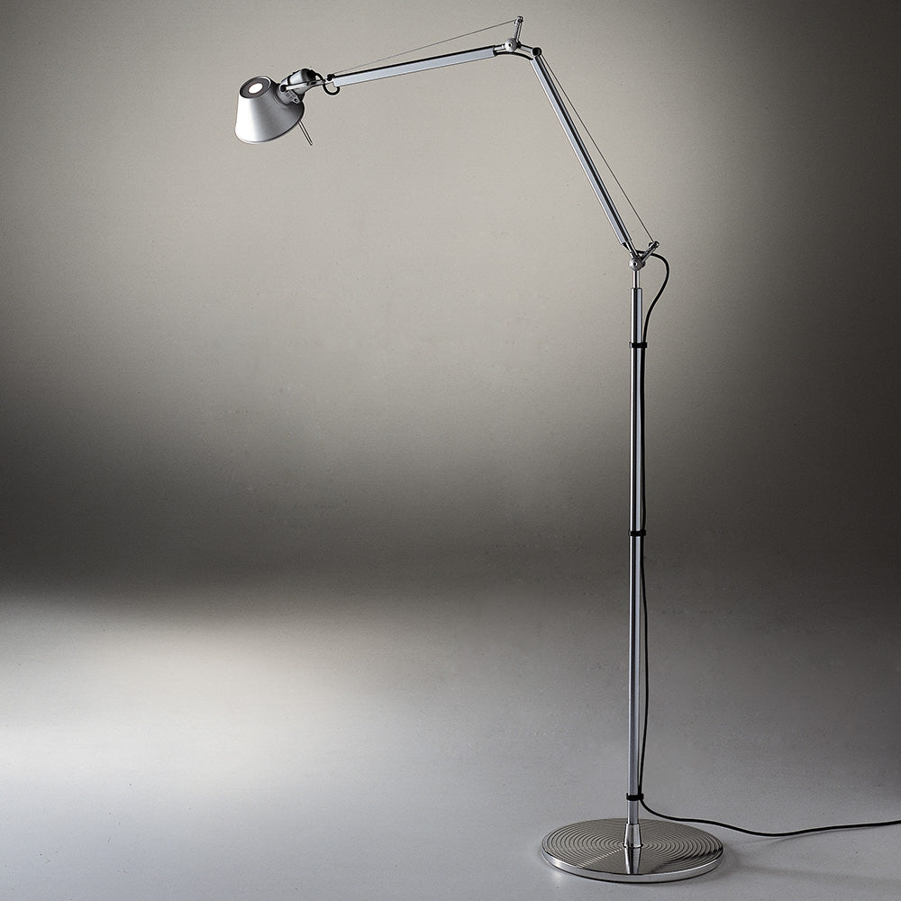 Tolomeo Micro LED Floor Lamp by Artemide | Artemide | LoftModern