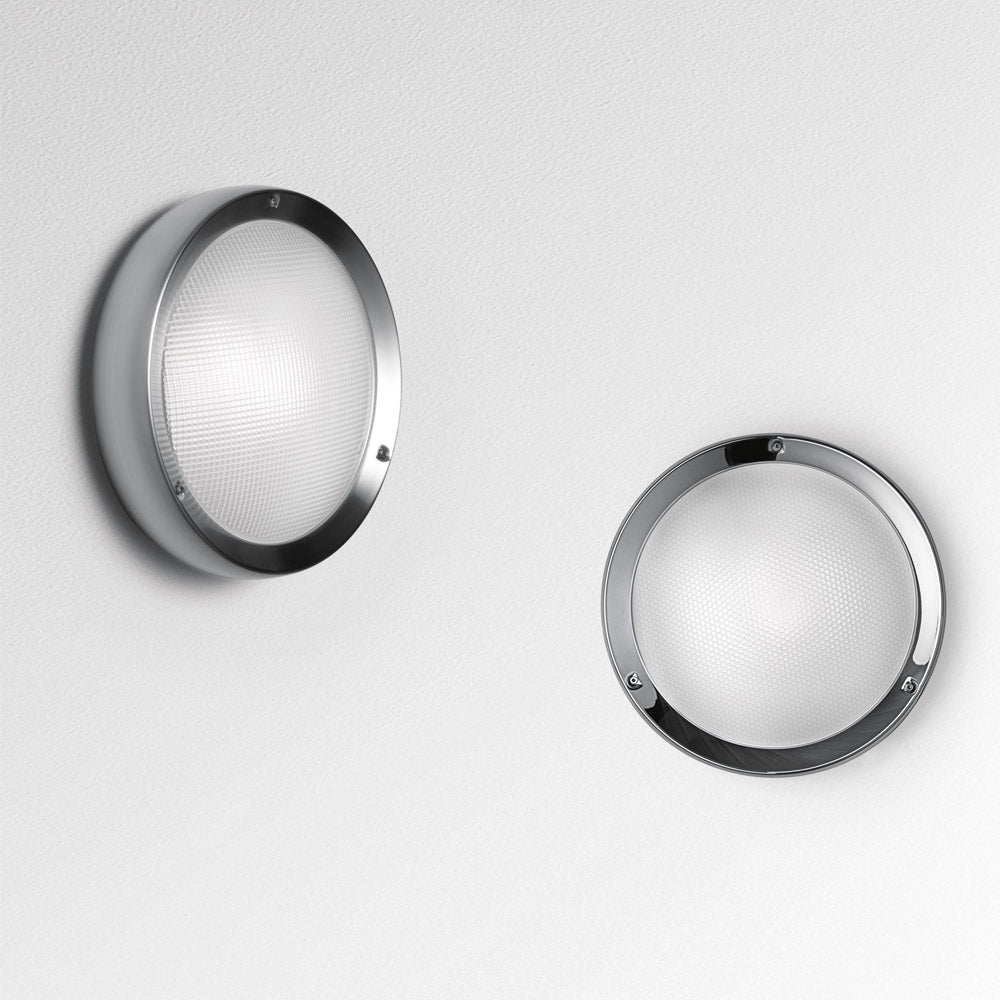 Niki Outdoor Wall or Ceiling Light by Artemide