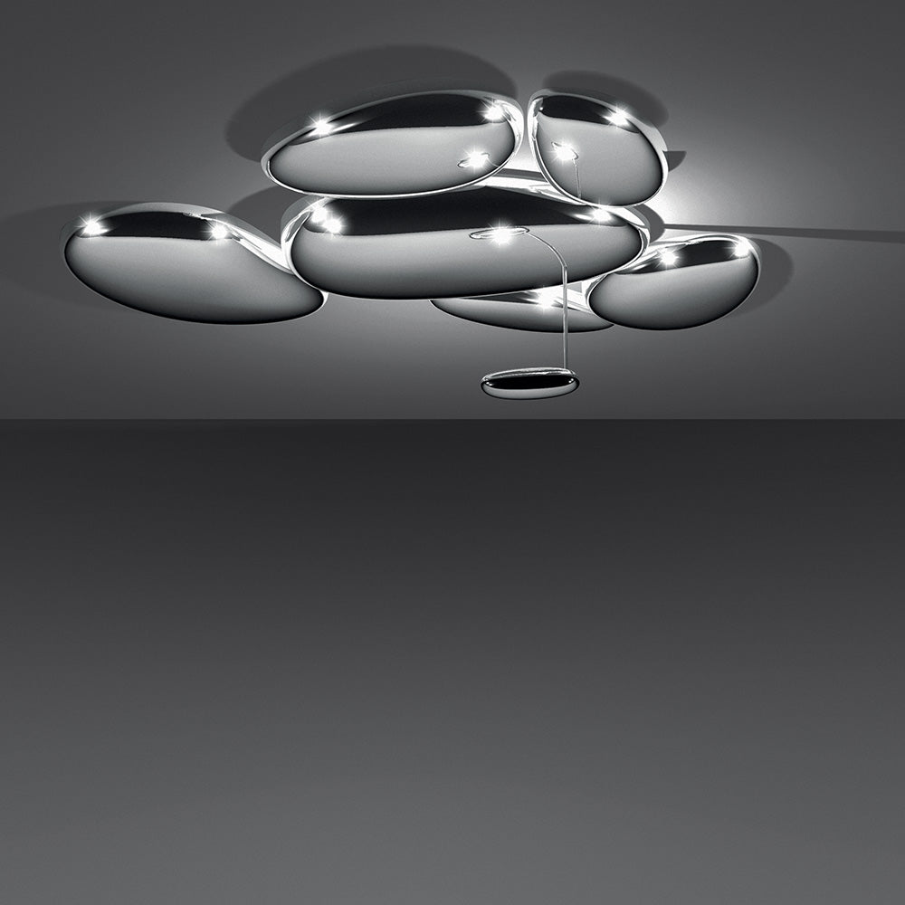 Skydro Ceiling Light (non-electrified) by Artemide
