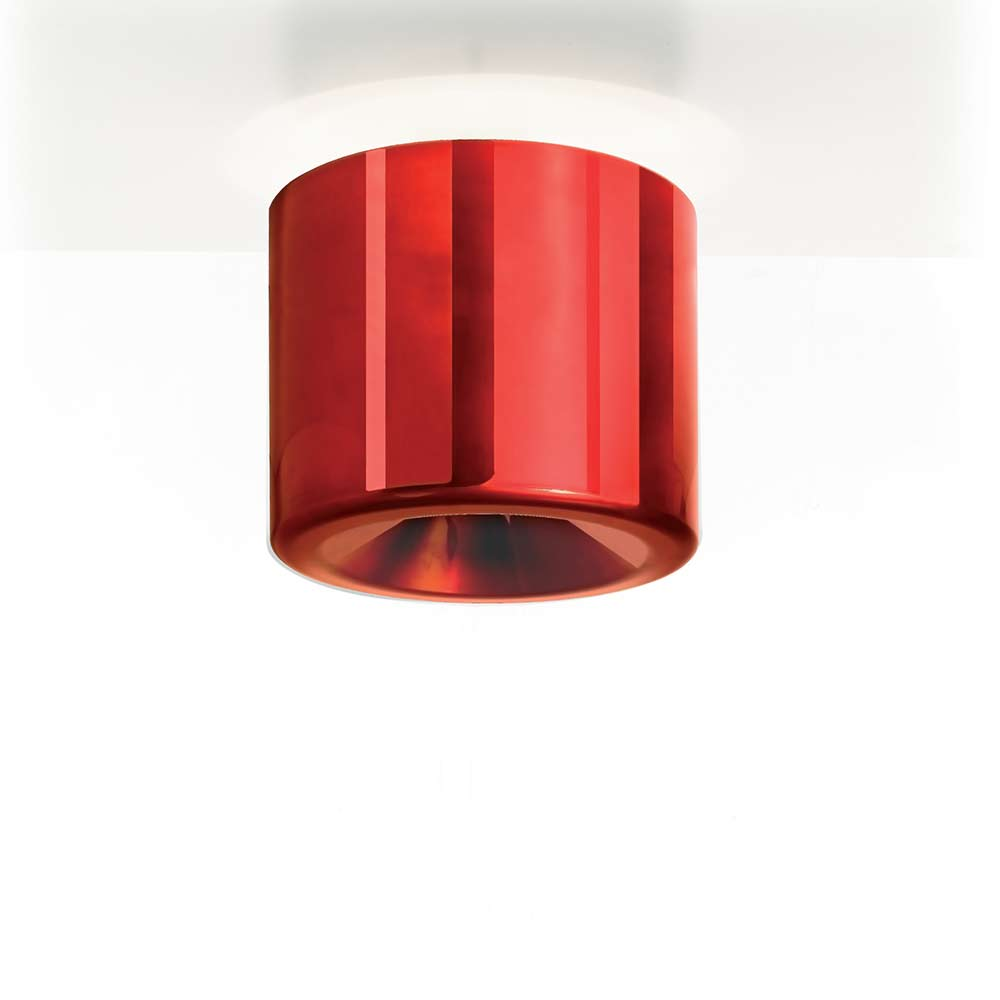 Tet Ceiling Light by Danese Milano