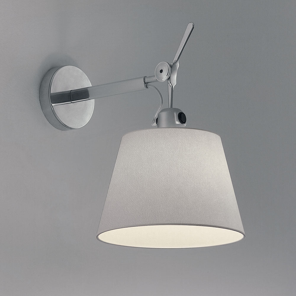 Tolomeo Shade Wall Light by Artemide