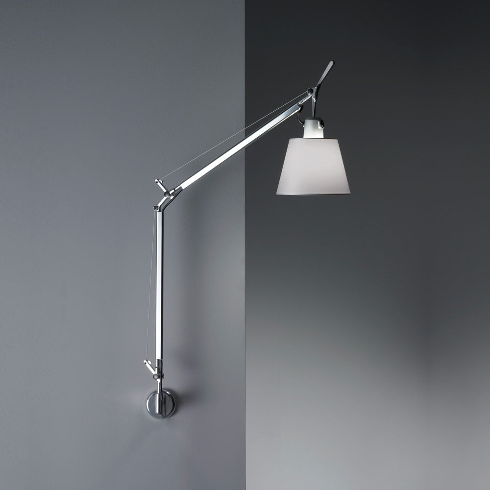 Tolomeo with Shade Wall Light by Artemide