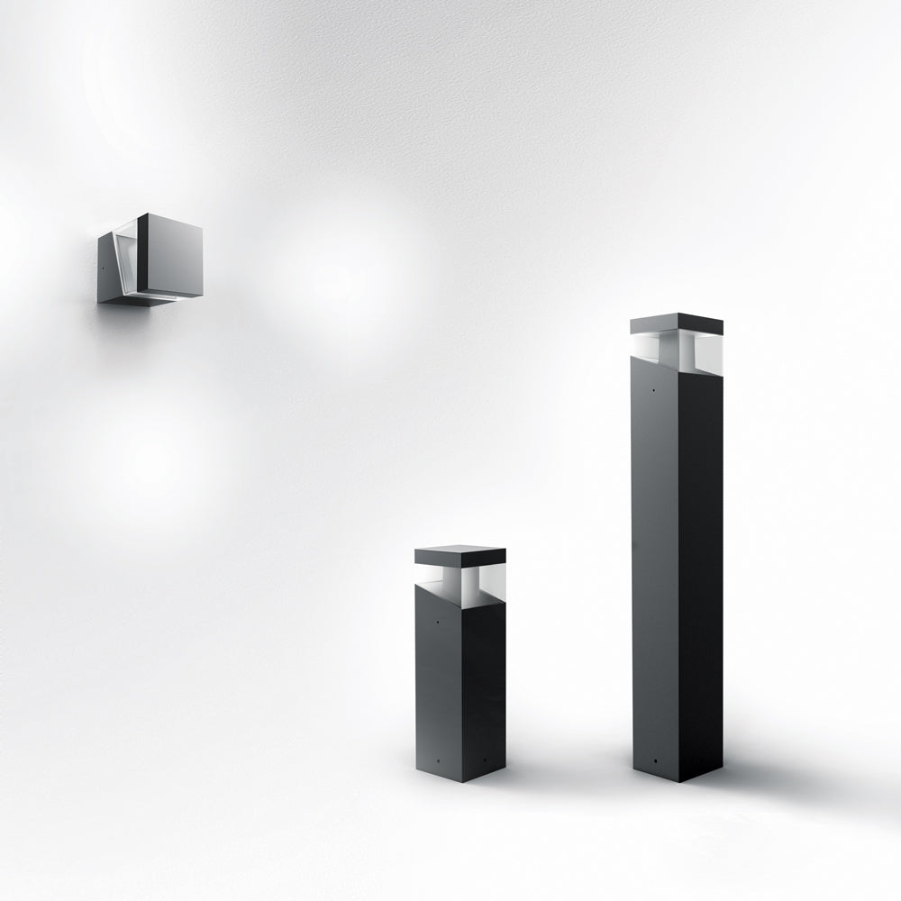 Tetragono Outdoor Wall Light by Artemide