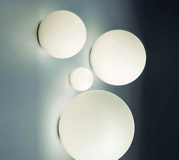 Dioscuri Wall or Ceiling Light by Artemide