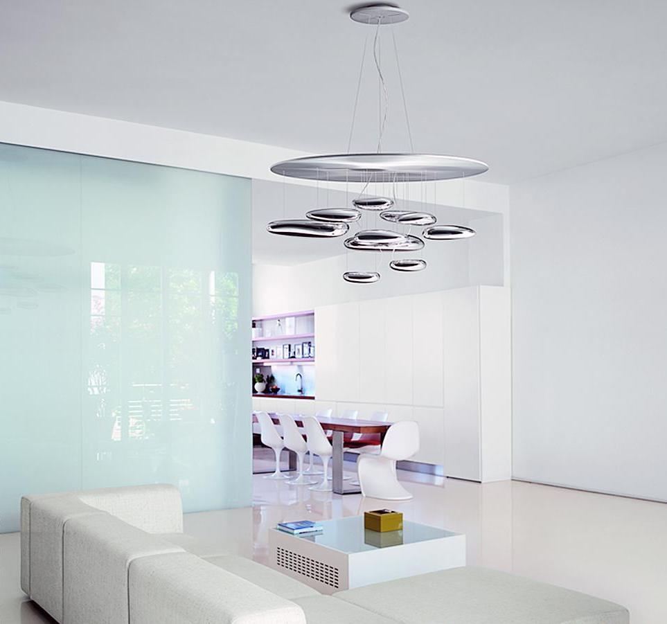 Mercury LED Pendant Light by Artemide