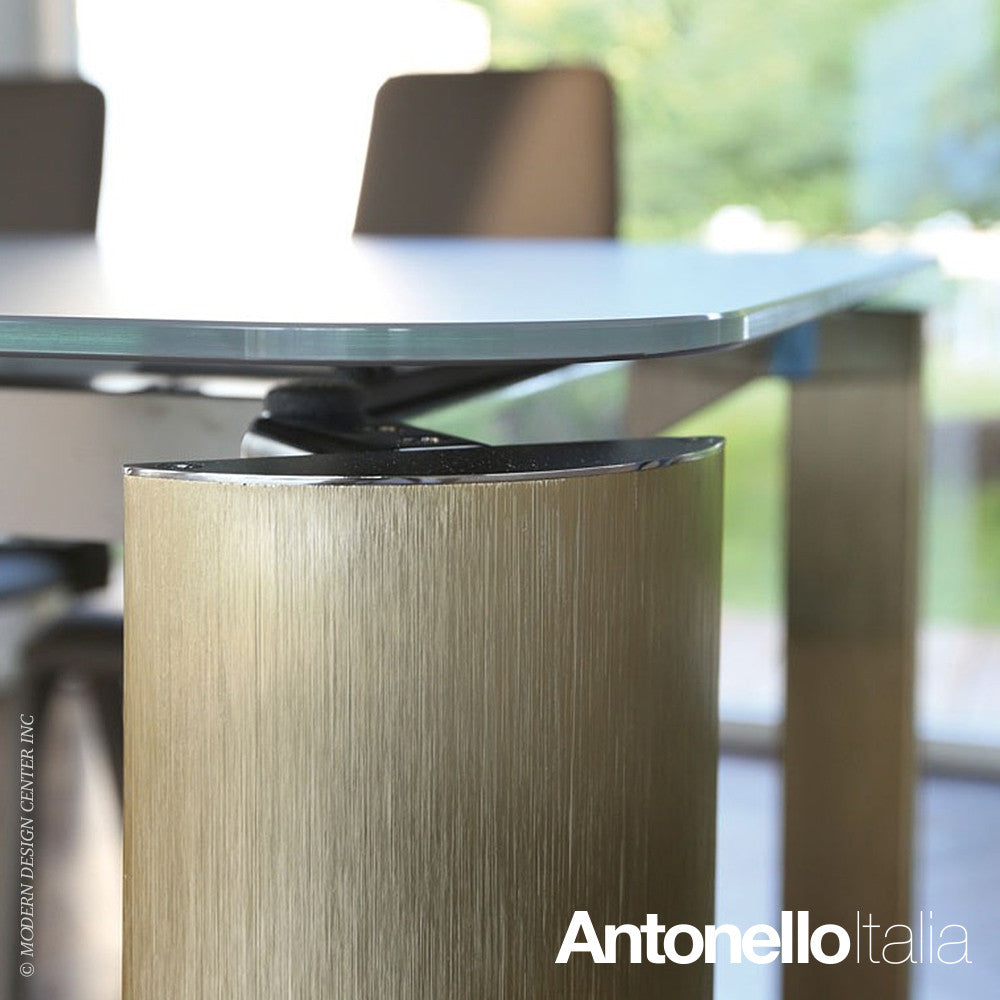 Antonello Italia Arthur/B Dining Table | Antonello Italia | LoftModern