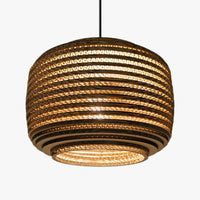 Ausi12 Scraplight Pendant Natural by Graypants