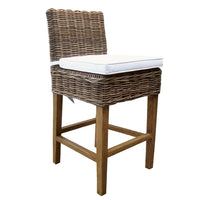Padmas Plantation Boca Counter Stool - Kubu