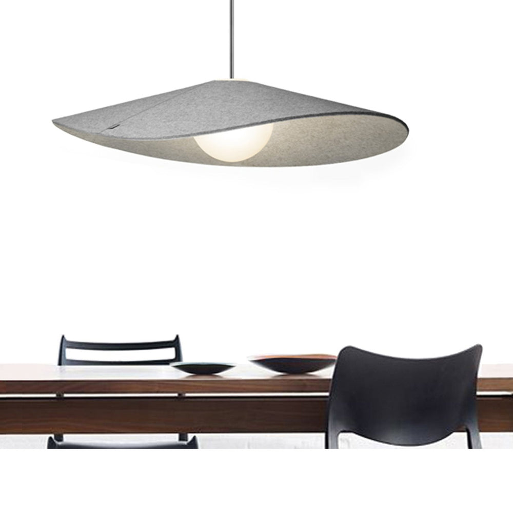 "Pablo Designs Bola Felt 32"" Pendant Light"