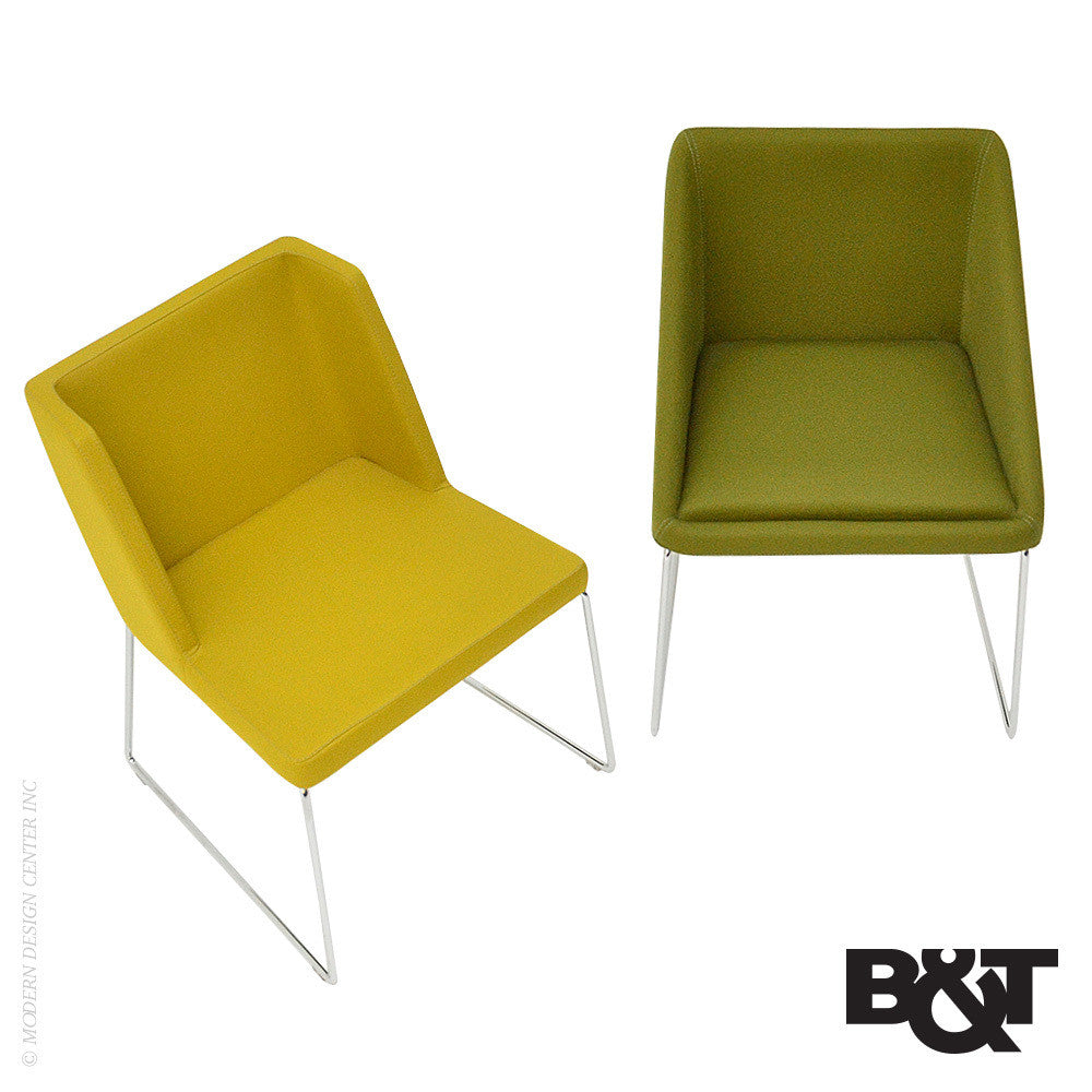 B&T Easy Chair | B&T | LoftModern