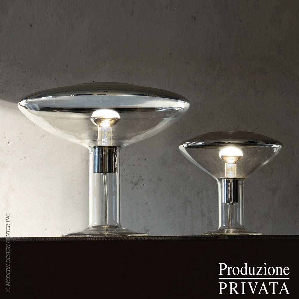 Belle Soiree Table Lamp of Produzione Privata