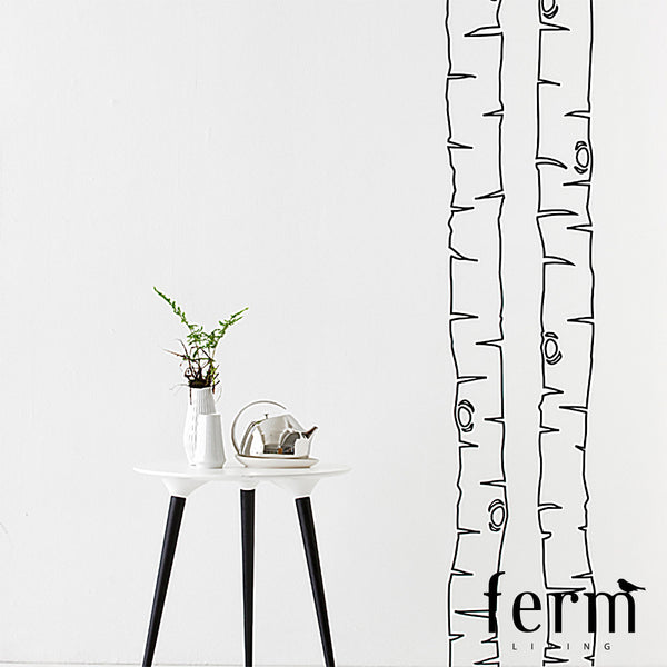 Ferm Living Birch Wall Sticker | Ferm Living | LoftModern