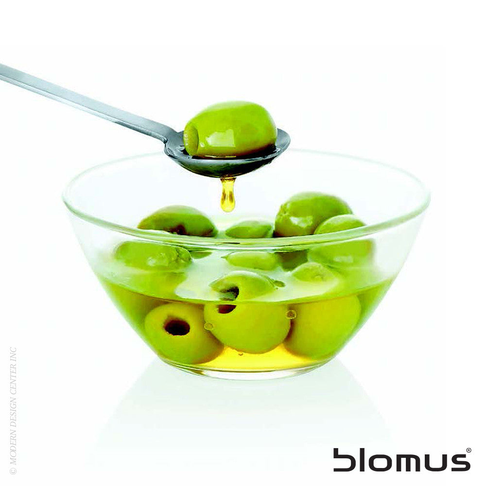 Blomus Utilo Olive Spoon - Set of 2 | Blomus | LoftModern