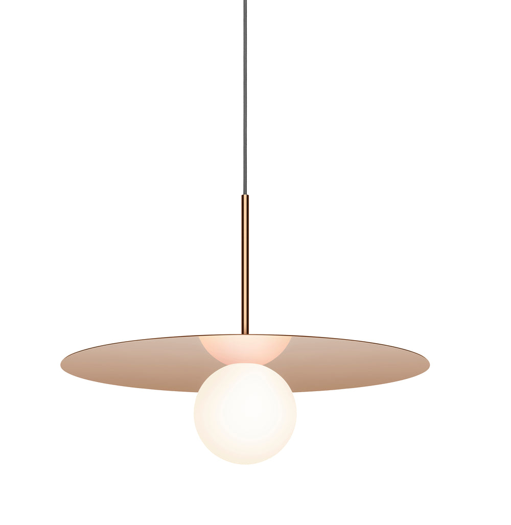 "Pablo Designs Bola Disc 18"" Pendant Light"