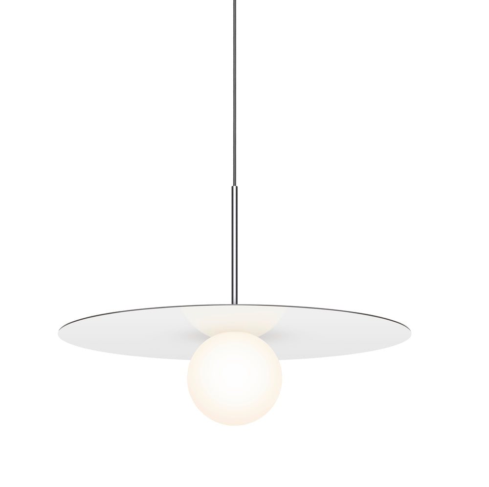 "Pablo Designs Bola Disc 22"" Pendant Light"