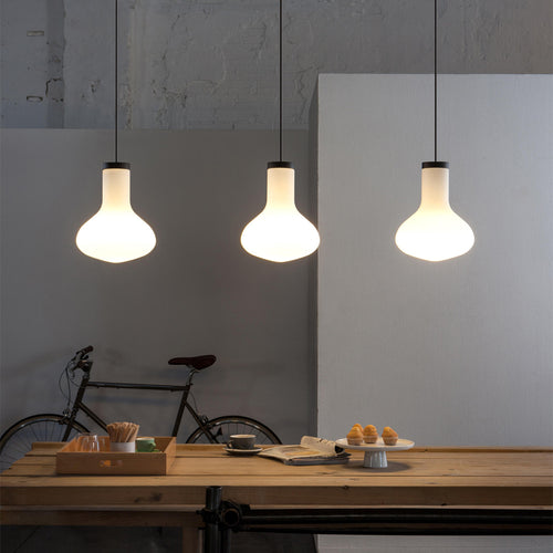 Bulb Pendant Light by Carpyen