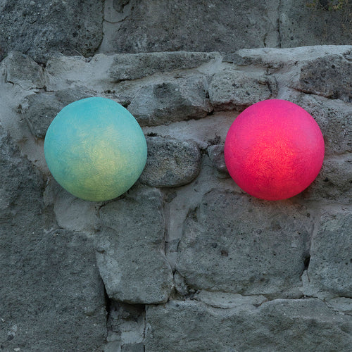 In-es.artdesign Button Wall Light