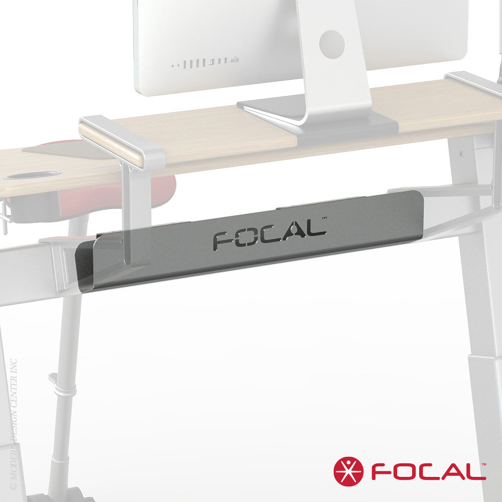 Focal Upright Locus 4 Desk - LoftModern - 18