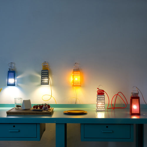 In-es.artdesign Cacio&Pepe Table Lamp