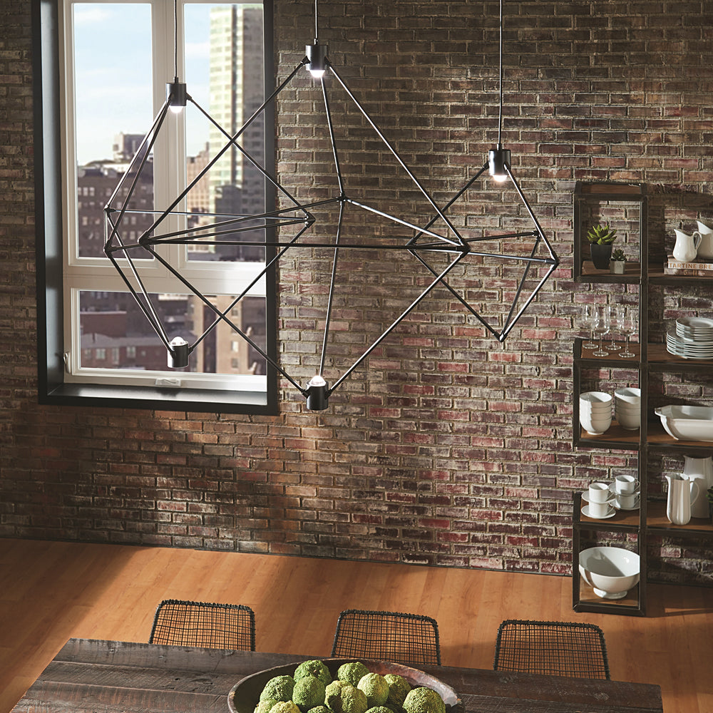 Candora 19 Chandelier by TECH Lighting