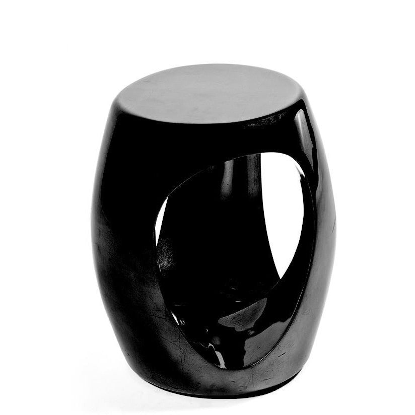 Boca do Lobo Carved Stool Coolors Collection - LoftModern - 1