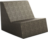La-Fete Check Deep Lounge Chair
