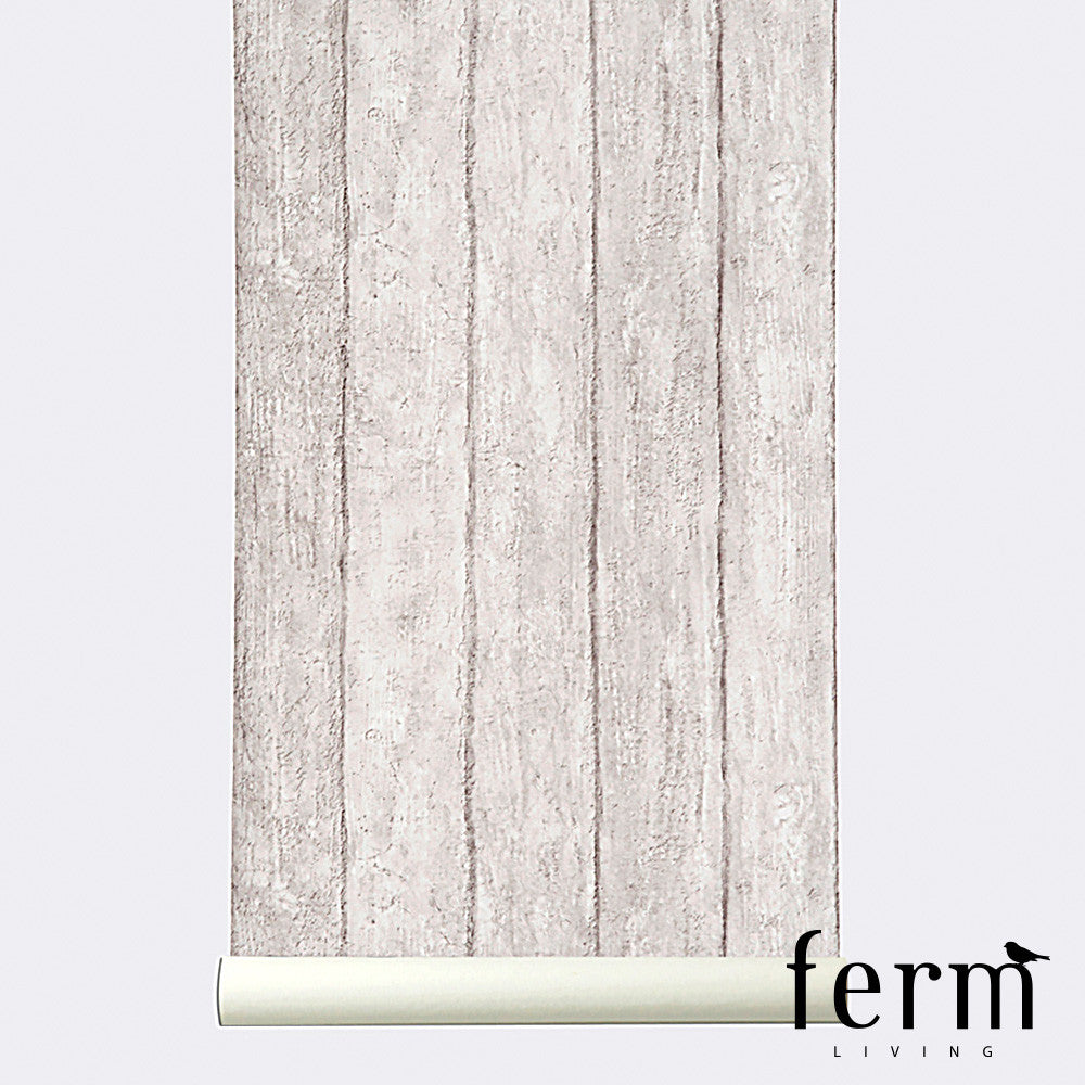 Ferm Living Concrete Wallpaper - LoftModern - 1
