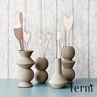 Ferm Living Concrete Wallpaper - LoftModern - 2