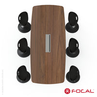 Focal Upright Confluence 6 Bundle - LoftModern - 6