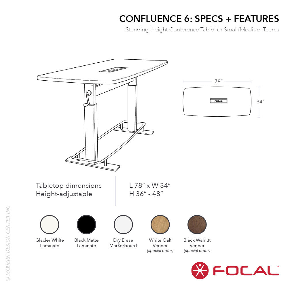 Focal Upright Confluence 6 - LoftModern - 16