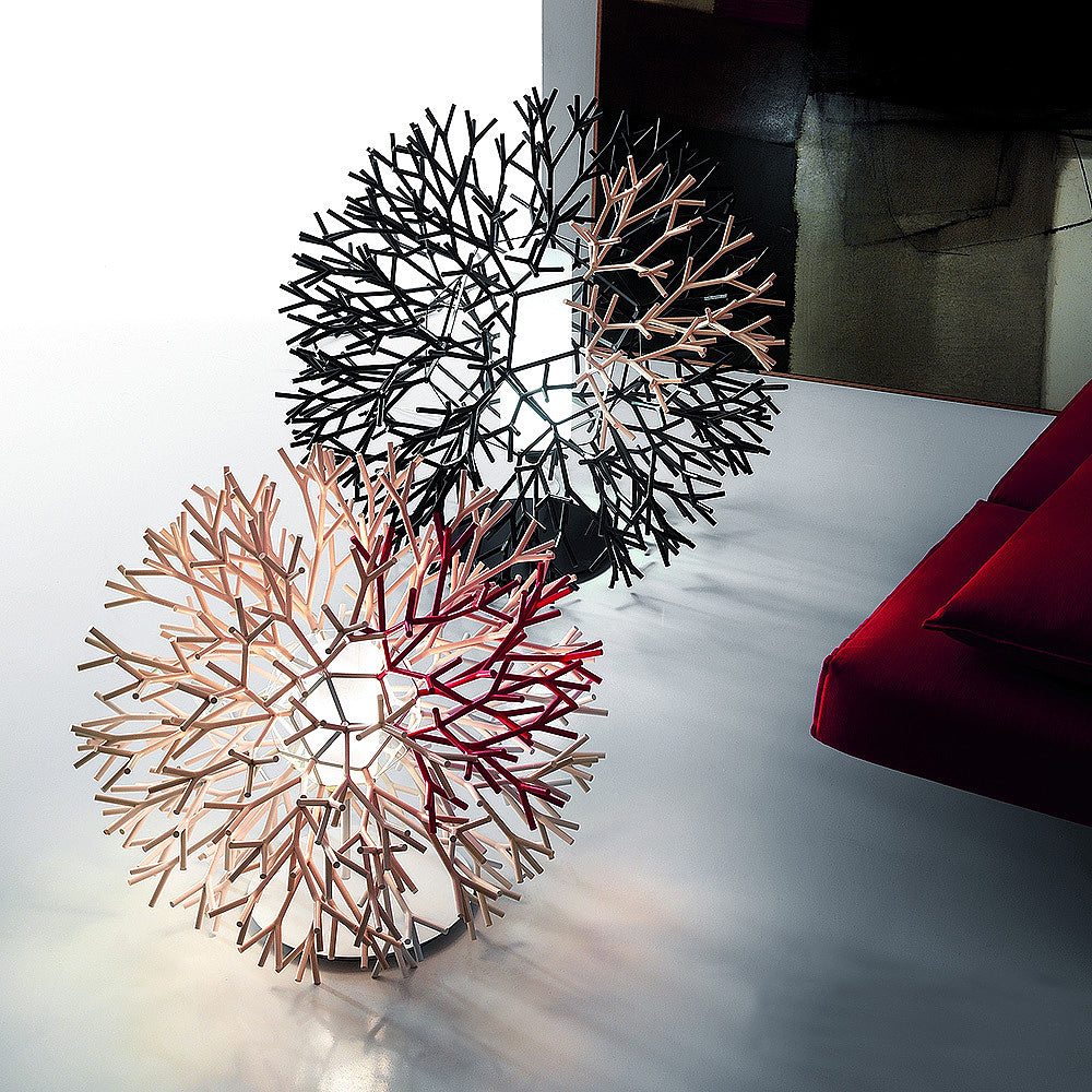 Coral Table Lamp by Pallucco