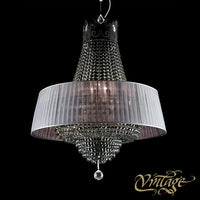 Vintage Crown LA Chandelier | Vintage | LoftModern