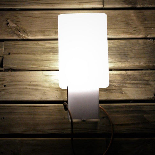Cuadrat Table Lamp by Alma Light